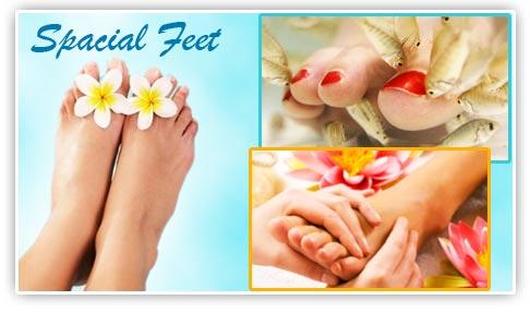 Spa Cial Feet