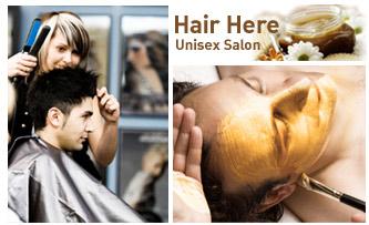 Hair Here Unisex Salon