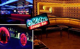 The Metro Lounge
