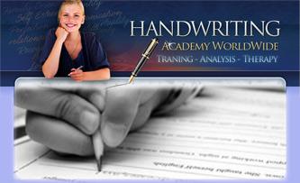 Handwriting Trait Cards