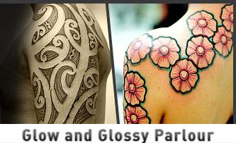 Glow & Glossy Beauty Saloon