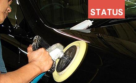 Status Car Decor
