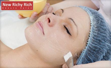New Richy Rich Beauty Salon