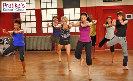 Pratika's Dance Class