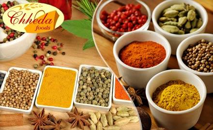 Chheda foods