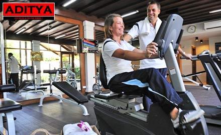 Aditya Health & Fitness Center