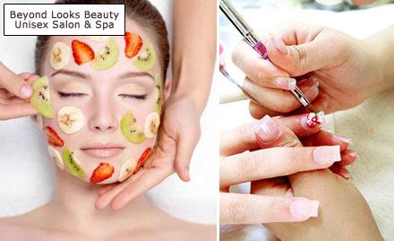 Beyond Looks Beauty Salon