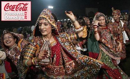 Coca Cola Presents Dandiya 2012