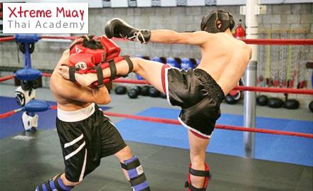Xtreme Muay Thai  Academy