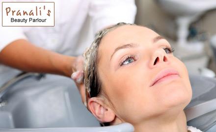 Pranalis Beauty Parlour