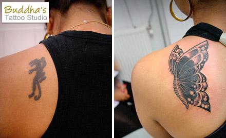 Buddha's Tattoo Studio