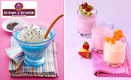 Cream N Crunch