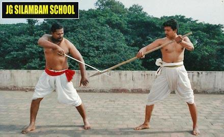 JG Silambam School