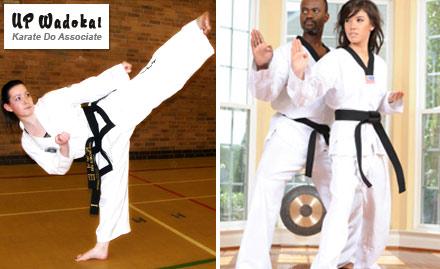 UP Wadokai Karate Do Associate