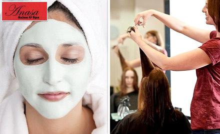 Anasa Salon And Spa