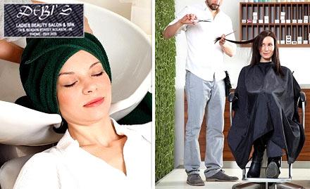 Debi's Beauty Salon and Spa