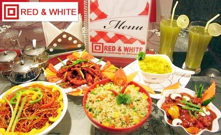 Red & White