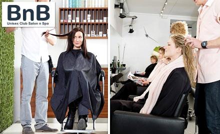 B n B Salon N Spa