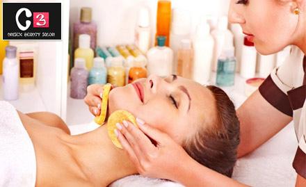 C3 Unisex Salon & Spa