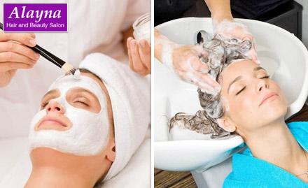 Alayna Hair And Beauty Salon