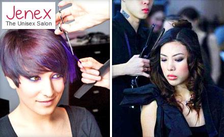 Jenex - The Unisex Salon