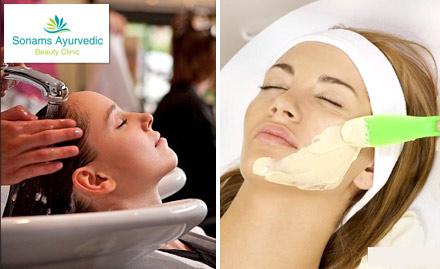 Sonams Ayurvedic Beauty Clinic