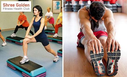 Shree Golden Fitness Health Club