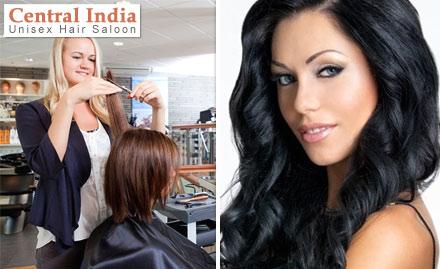 Central India Unisex Hair Salon