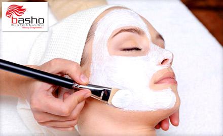 Basho Unisex Hair & Beauty Salon