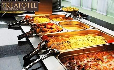 Tamarind Restaurant -Treatotel Hotel