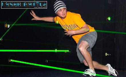 Laser Battle