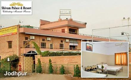 Shivam Palace & Resort