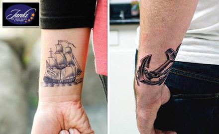 Janki Unisex Saloon & Tattoo