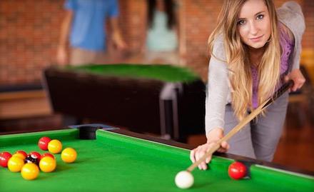 Hangout - Snooker Parlour