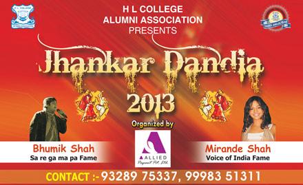 Jhankar Dandia