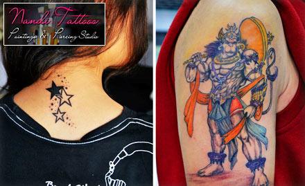 Nandi Tattoos & Paintings Studio