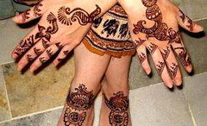 Priti Mehndi Design