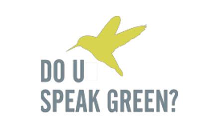 Do You Speak Green?