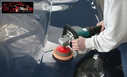 Wheelocity Auto Spa & Car Accesories