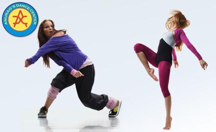 Anurag's Dance Centre Bangur Avenue - 4 Sessions to Learn Dance. Head Onto the Dance Floor!