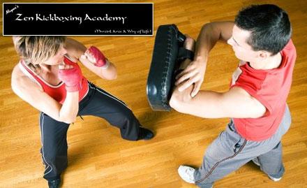 Zen Kick Boxing