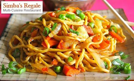 Simba's Regale Multi-cuisine Restaurant