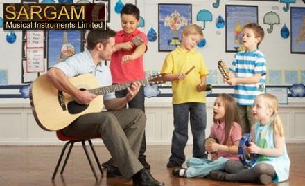 Sargam Music Instruments Ltd
