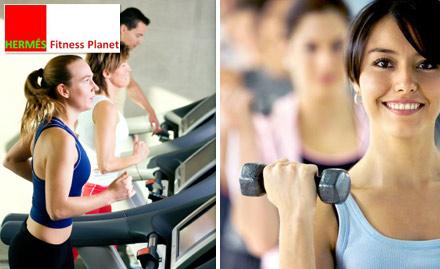 Hermes Fitness Planet