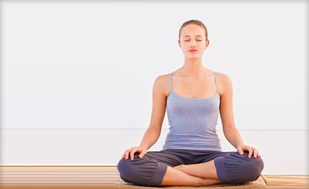 Rishi Accupressure & Yoga Health Center Rajendra Nagar - 4 yoga sessions for your mind, soul & health!