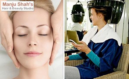 Manju's Beauty Salon And Spa
