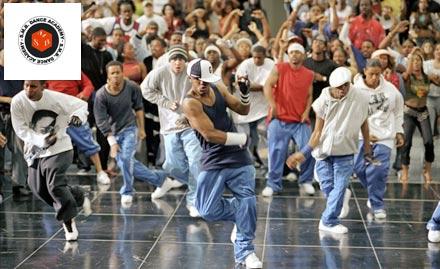 SMB Dance Arena