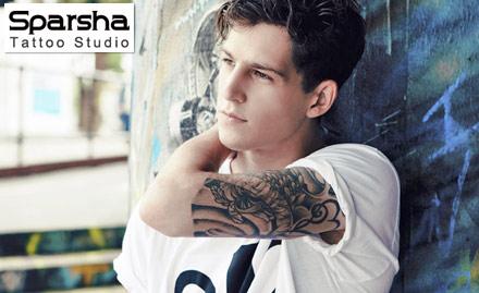 Sparsha Tattoo Studio