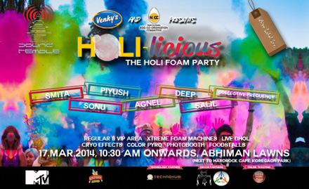 Holi-Licious