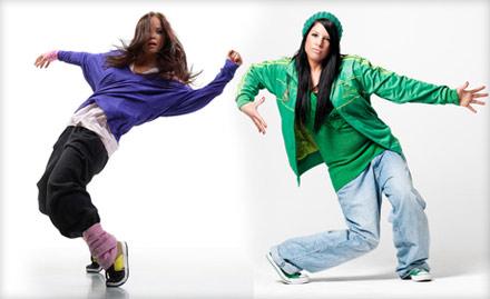 Pratikas Dance Class